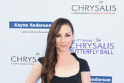 Heather McComb attended the 17th Annual Chrysalis Butterfly Ball in Los Angeles, CA on June 2, 2018.