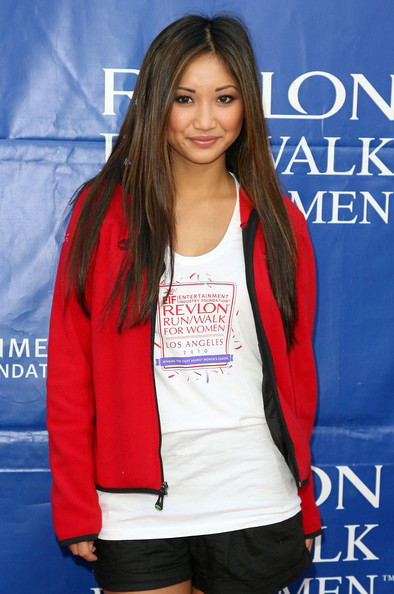 Brenda Song Actress Brenda Song attends the 17th Annual EIF Revlon Run/Walk For Women on May 8, 2010 in Los Angeles, California.