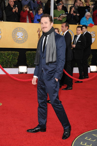 Director Darren Aronofsky arrives at the 17th Annual Screen Actors Guild Awards held at The Shrine Auditorium on January 30, 2011 in Los Angeles, California.