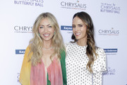 Rebecca Gayheart-Dane and Jordana Brewster attend the 18th annual Chrysalis Butterfly Ball on June 01, 2019 in Brentwood, California.