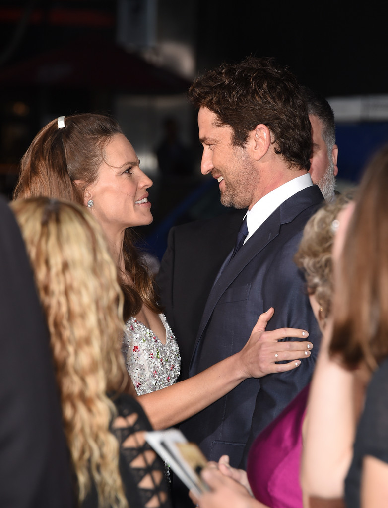 Hilary swank dating gerard butler