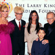 Larry King Ethan Bortnick Photos