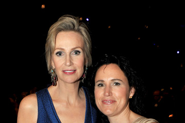 Jane Lynch Lara Embry 18th Annual Screen Actors Guild Awards - Cocktail Reception