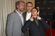 (L-R) Actors.Alan Ruck, Jeremy Strong, and Kieran Culkin attend the 19th Annual AFI Awards at Four Seasons Hotel Los Angeles at Beverly Hills on January 4, 2019 in Los Angeles, California.
