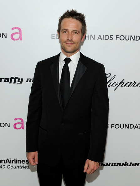 Actor Michael Vartan arrives at the 19th Annual Elton John AIDS Foundation Academy Awards Viewing Party at the Pacific Design Center on February 27, 2011 in West Hollywood, California.
