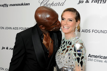 Seal in 19th Annual Elton John AIDS Foundation Academy Awards Viewing Party - Red Carpet