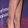 """Kristin Bell 19th Annual """"A Night At Sardi's"""" Fundraiser And Awards Dinner - Red Carpet"""