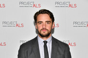 Vincent Piazza attends the 19th Annual Project ALS Benefit Gala at Cipriani 42nd Street on October 25, 2017 in New York City.