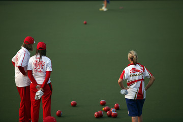 Amy Monkhouse 19th Commonwealth Games - Day 1: Lawn Bowls