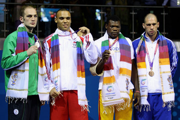 Simon Vallily 19th Commonwealth Games - Day 10: Boxing