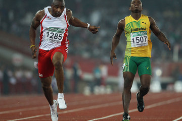 Oshane Bailey 19th Commonwealth Games - Day 4: Athletics