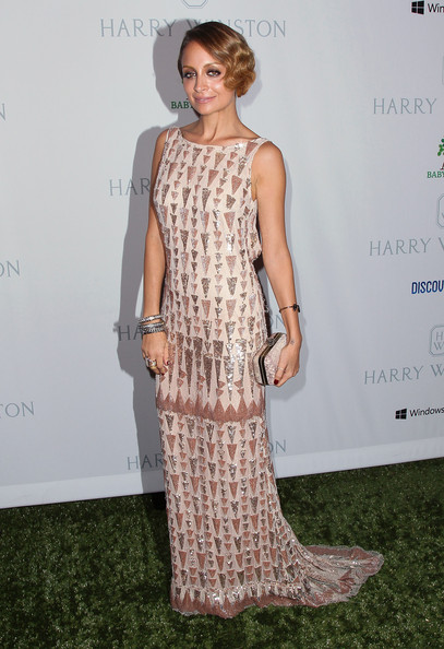 TV personality Nicole Richie attends the 1st Annual Baby2Baby Gala at The BookBindery on November 3, 2012 in Culver City, California.