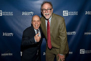 Figure skater Scott Hamilton (L) and author Bob Goff attend the 1st Annual Nashville Shines for Haiti concert benefiting J/P Haitian Relief Organization - Day 1 on April 26, 2016 in Nashville, Tennessee.
