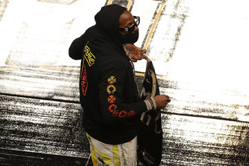 2 Chainz Los Angeles Clippers v Atlanta Hawks