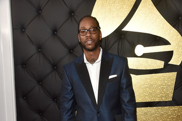 2 Chainz The 59th GRAMMY Awards -  Red Carpet