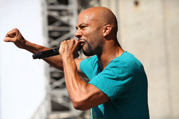 common rapper style. Common Rapper Common performs