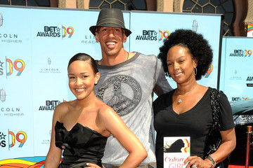 Chani 2009 BET Awards - Arrivals