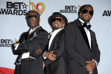 Teddy Riley 2009 BET Awards - Press Room
