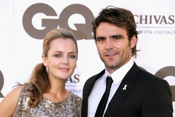 Dustin Clare Camille Keenan 2009 GQ Men Of The Year Awards
