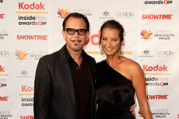 Layne Beachley Kirk Pengilley The 2009 Inside Film Awards - Arrivals