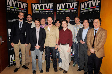 "Joe Grossman 2009 New York Television Festival - CBS's ""Late Show"" Writers Room"