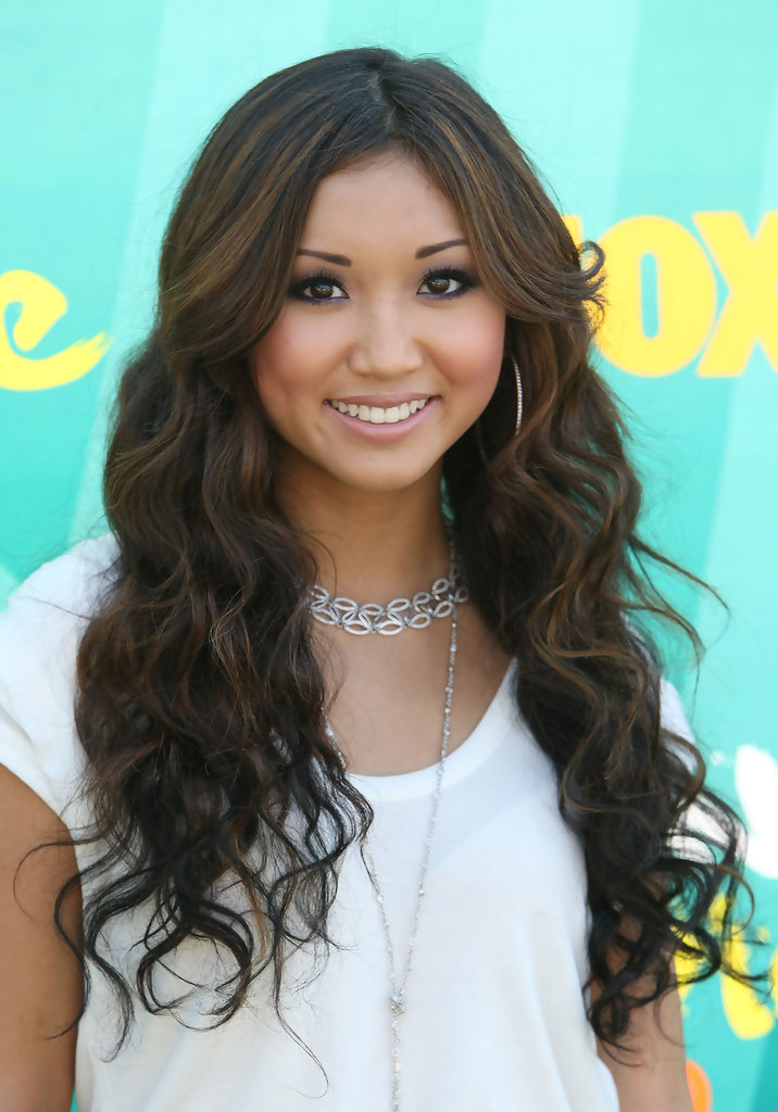 Brenda Song 2010 Prom Hairstyles Celebrity Prom