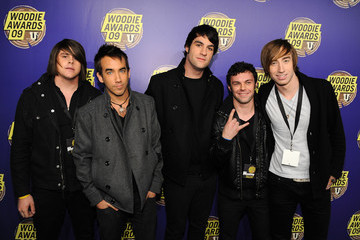 Alex Roy 2009 mtvU Woodie Awards - Arrivals