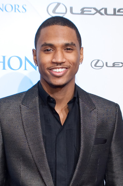 trey songz haircut. No one expected Trey Songz to