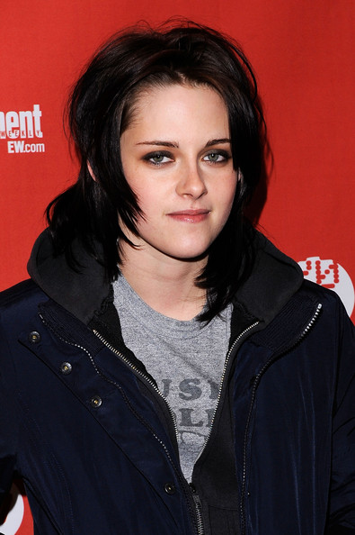 "Actress Kristen Stewart attends ""The Runaways"" premiere during the 2010"