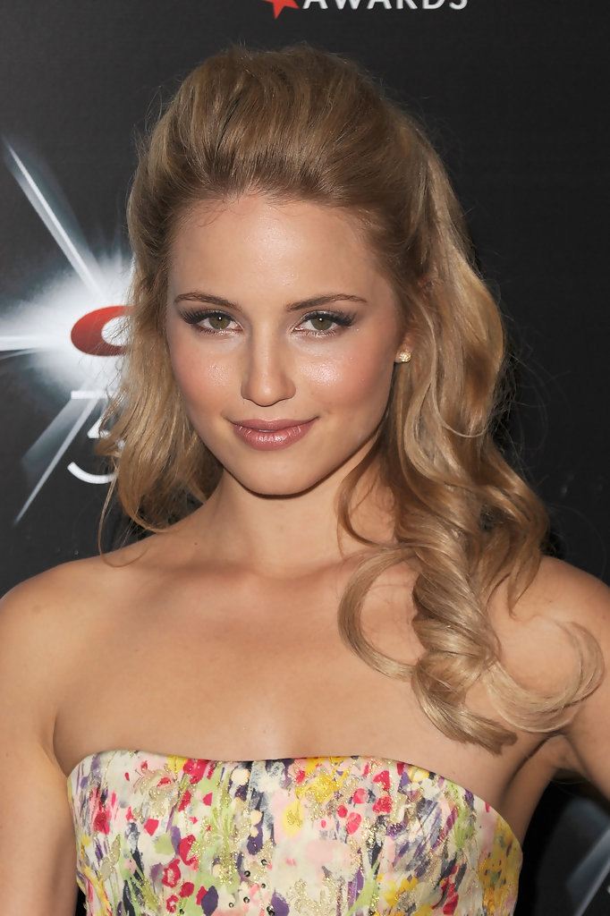 dianna agron hair hartruse - photo #26