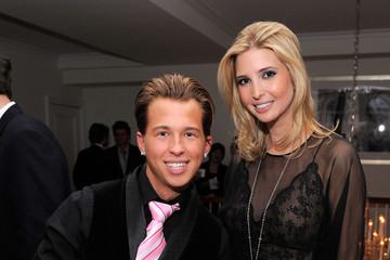 Kevin Nicholas 2010 Ivanka Trump Fine Jewelry Collection Launch