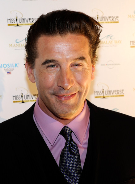 William Baldwin in 2010 Miss Universe Pageant - Arrivals ...