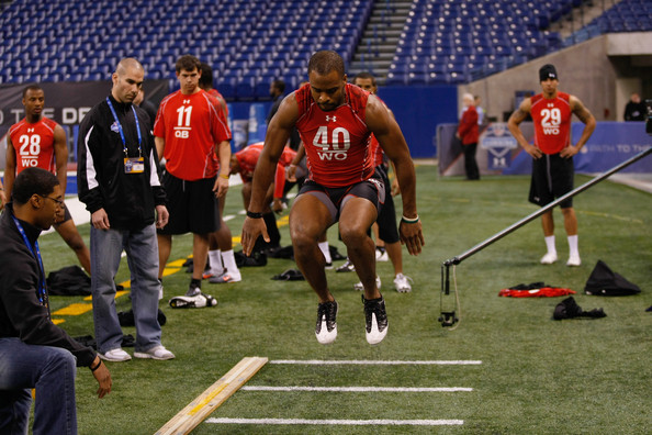 2010 NFL Combine - Day Two