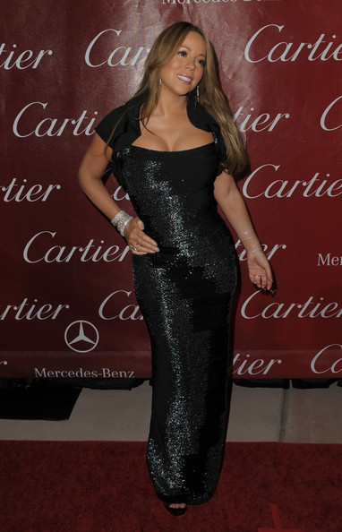 Mariah Carey Actress/singer Mariah Carey arrives at the 2010 Palm Springs International Film Festival gala held at the Palm Springs Convention Center on January 5, 2010 in Palm Springs, California.