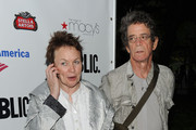 Lou Reed Laurie Anderson Photos Photo