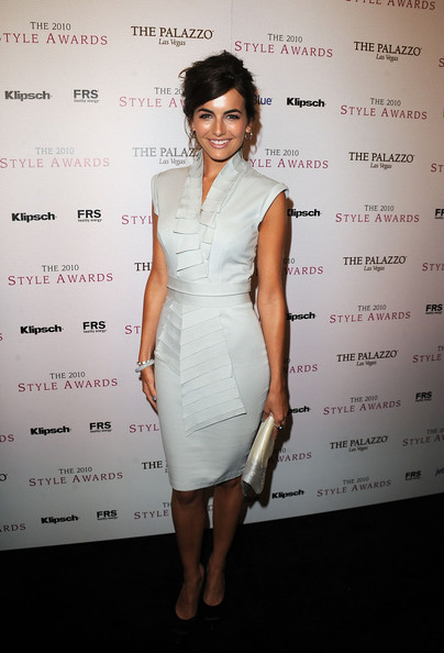 Actress Camilla Belle arrives at the 2010 Hollywood Style Awards at the Hammer Museum on December 12, 2010 in Westwood, California.