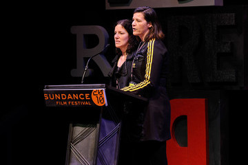 Kirsten Johnson 2010 Sundance Film Festival - Awards Night Ceremony