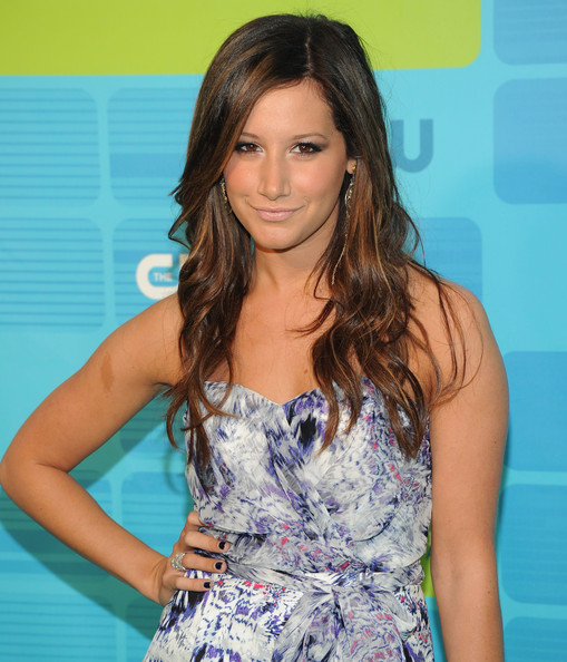 Ashley Tisdale Actress Ashley Tisdale attends the 2010 The CW Network UpFront at Madison Square Garden on May 20, 2010 in New York City.