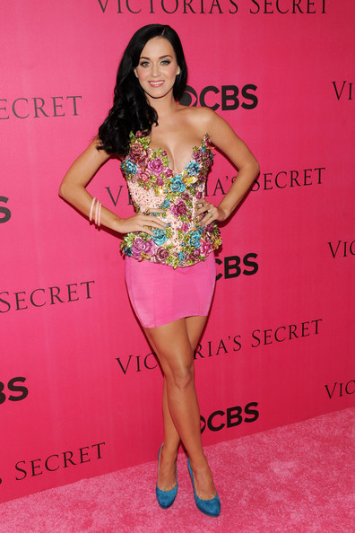 Katy+Perry in 2010 Victoria's Secret Fashion Show - Pink Carpet Arrivals