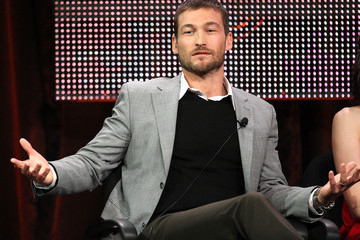 Andy Whitfield 2010 Winter TCA Tour - Day 8