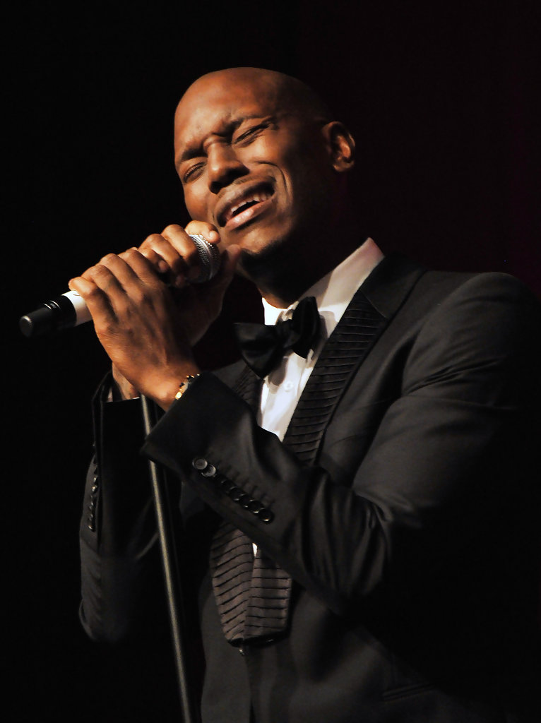 Speaking, opinion, Singer tyrese gibson consider, that