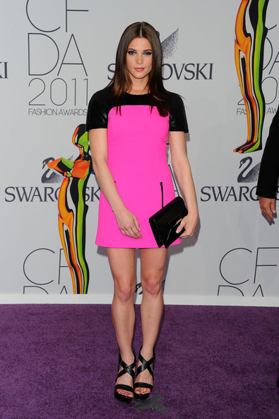 Ashley Greene attends the 2011 CFDA Fashion Awards at Alice Tully Hall, Lincoln Center on June 6, 2011 in New York City.