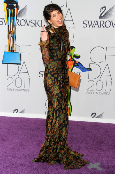 Pamela Love attends the 2011 CFDA Fashion Awards at Alice Tully Hall, Lincoln Center on June 6, 2011 in New York City.