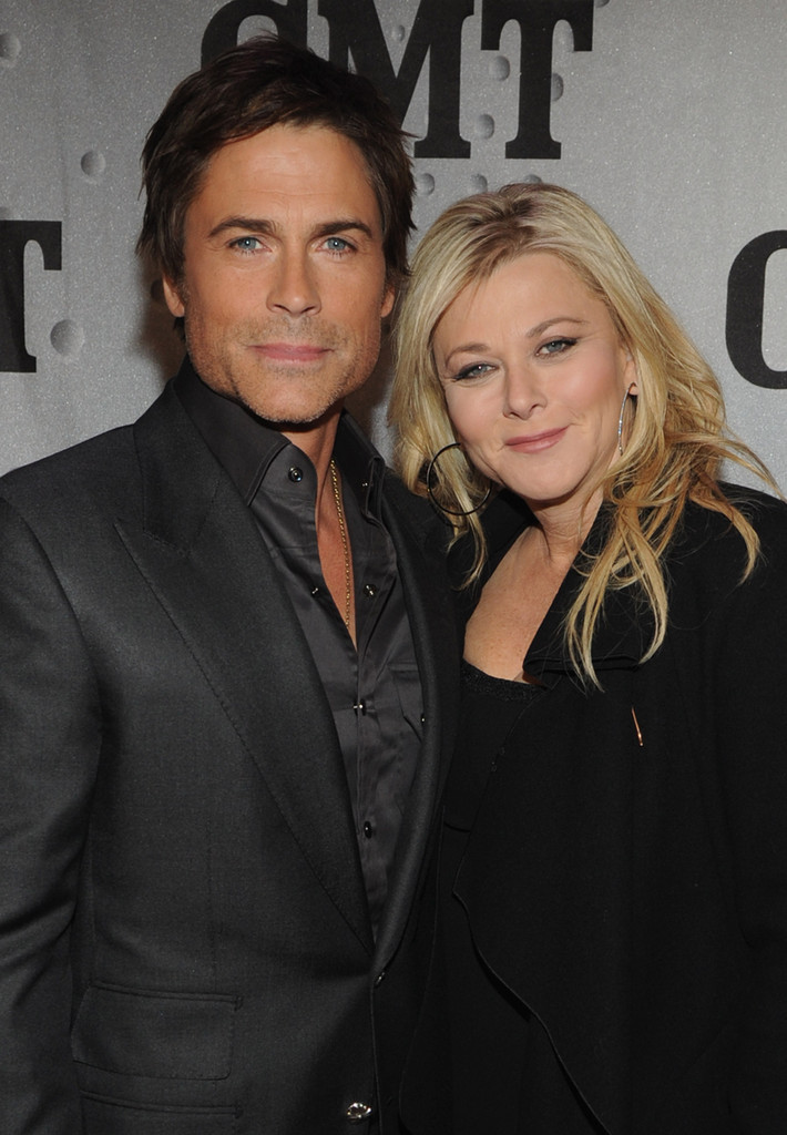 rob lowe and sheryl berkoff photos photos 2011 cmt. Black Bedroom Furniture Sets. Home Design Ideas
