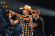 Ludacris and Jason Aldean Photos Photo
