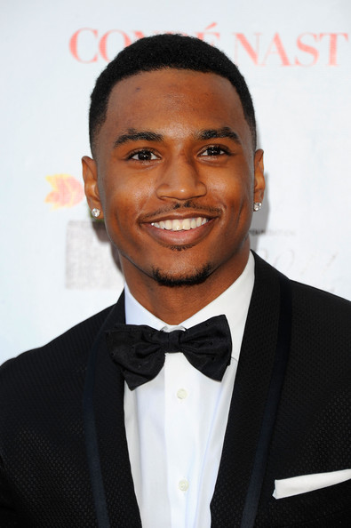 Trey Songz in 2011 FiFi Awards - Outside Arrivals - Zimbio