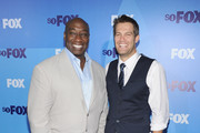 Michael Clarke Duncan Geoff Stults Photos Photo