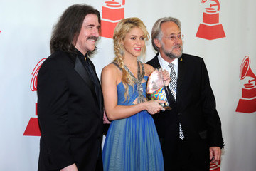 Neil Portnow Luis Cobos 2011 Latin Recording Academy Person Of The Year Honoring Shakira - Arrivals