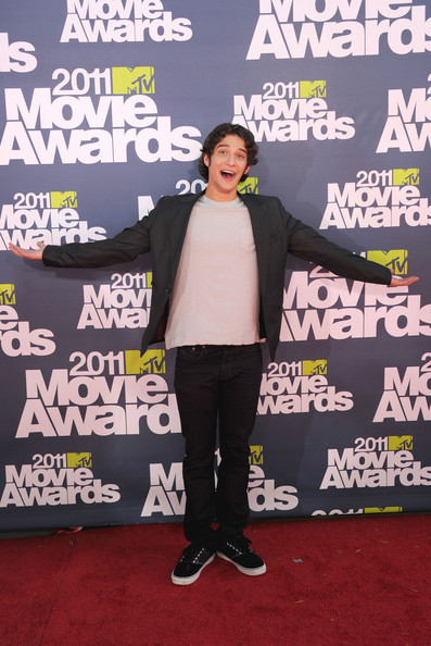 Actor Tyler Posey arrives at the 2011 MTV Movie Awards at Universal Studios' Gibson Amphitheatre on June 5, 2011 in Universal City, California.