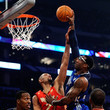 Amare Stoudemire and Tim Duncan Photos